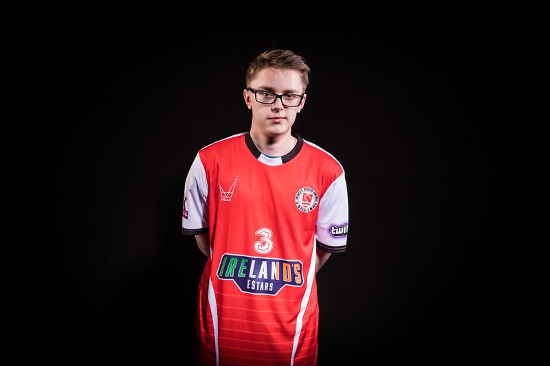 St Pats Dublin Player 5