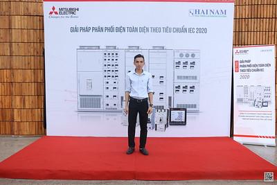Mitsubishi Electric Vietnam   HỘI THẢO GIẢI PHÁP PHÂN PHỐI ĐIỆN TOÀN DIỆN THEO TIÊU CHUẨN IEC   QR Code Photoobooth   Chụp hình nhận ảnh bằng QR Code   Saigon Photobooth