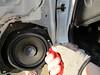 Removing OEM speaker