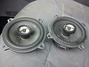 Aftermarket speakers