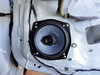 """Aftermarket speaker and speaker adapter ring  from <a href=""""http://www.car-speaker-adapters.com/items.php?id=SAK058""""> Car-Speaker-Adapters.com</a>"""