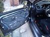 Door panel removed