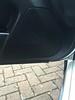 Front door grill after speaker installation