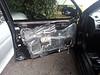 18 - door panel removed