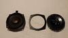 "Left: Factory speaker <br> Middle: Speaker adapter  from  <a href=""http://car-speaker-adapters.com/items.php?id=SAK058""> Car-Speaker-Adapters.com</a>   <br> Right: Aftermarket speaker"