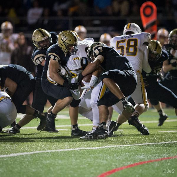 2015 AMHS vs St Francis-30