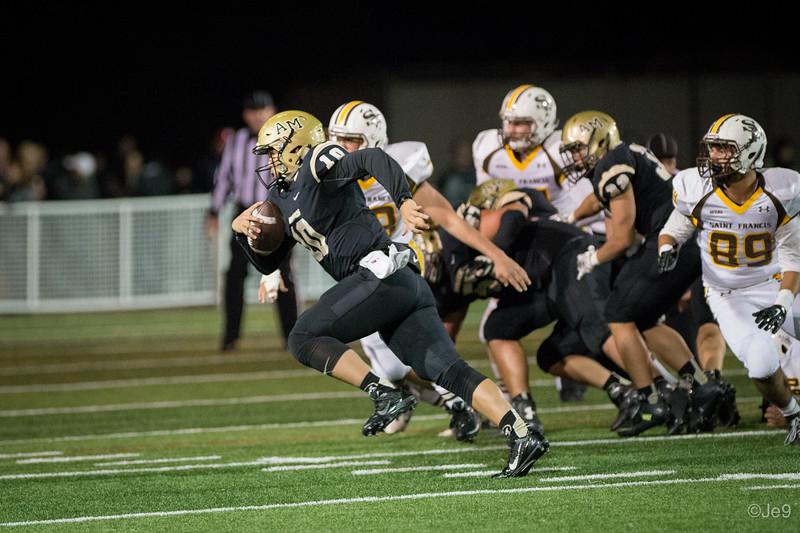 2015 AMHS vs St Francis-49