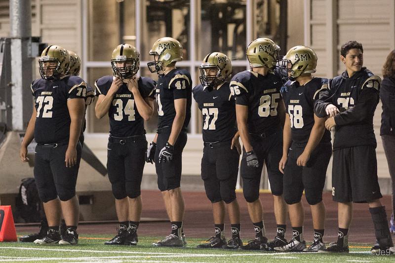 2015 AMHS vs St Francis-40