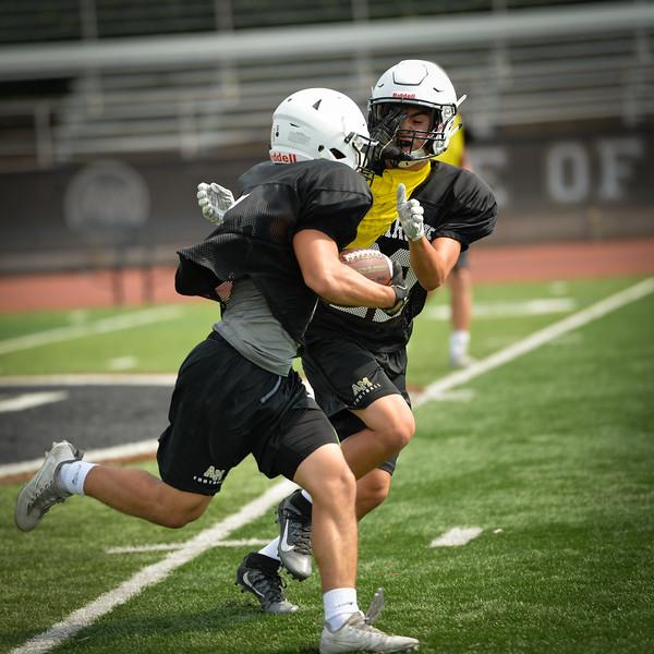 2017 Mitty Football Practice-5