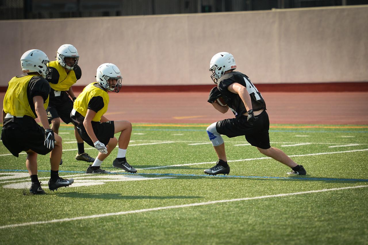 2017 Mitty Football Practice-33