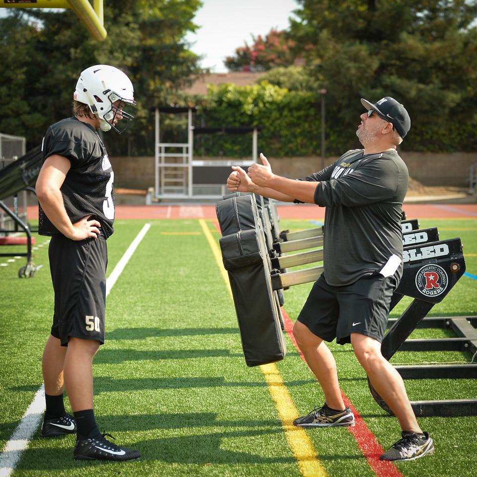 2017 Mitty Football Practice-23
