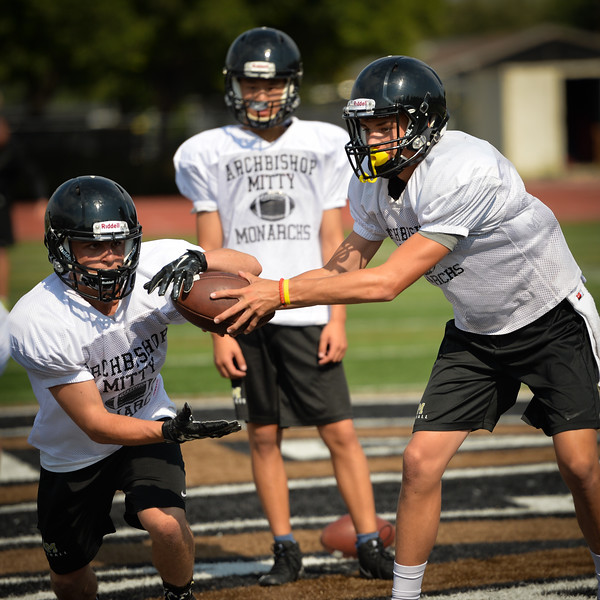 2017 Mitty Football Practice-19