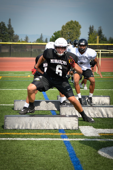 2017 Mitty Football Practice-2