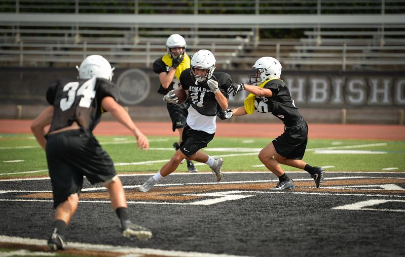2017 Mitty Football Practice-4