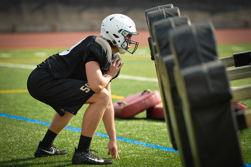 2017 Mitty Football Practice-28
