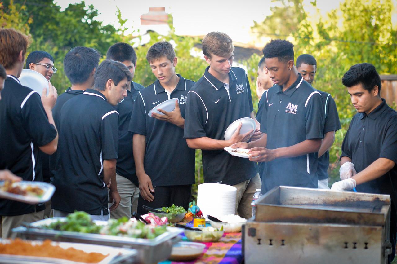 2017 Mitty Football Dinner-1