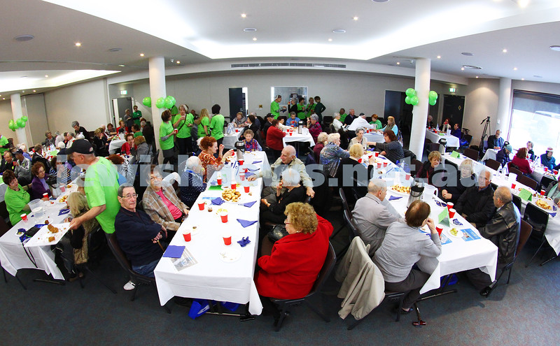 16-11-14. Mitzvah Day, Melbourne 2014. B'nai B'rith / ZCV. Concert and afternoon tea at Beth Weizmann. Photo: Peter Haskin