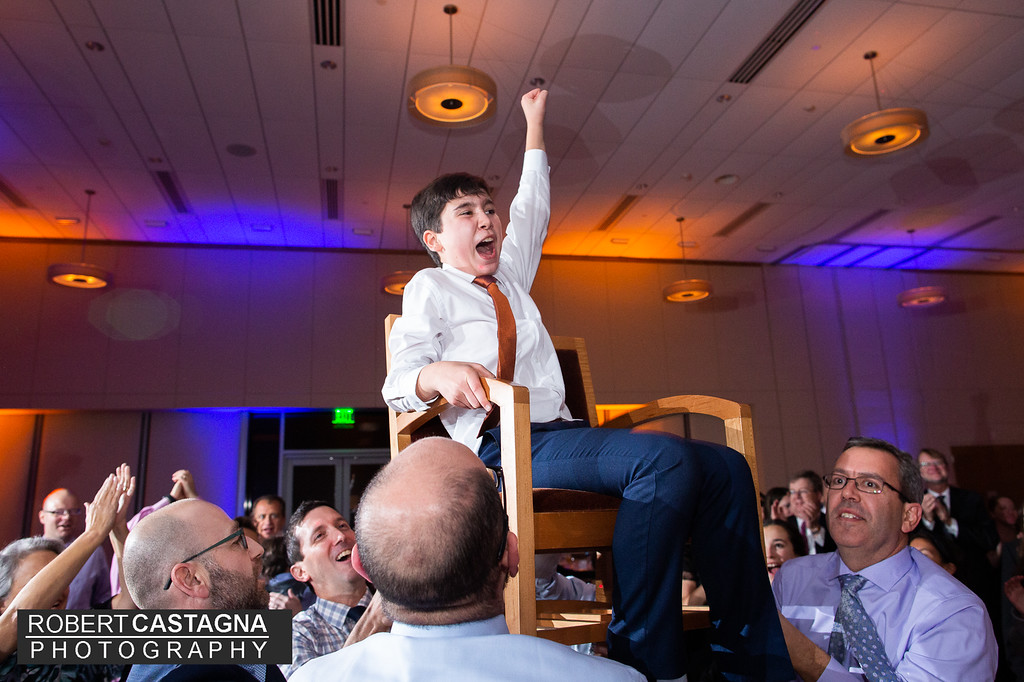 Asher's Bar Mitzvah