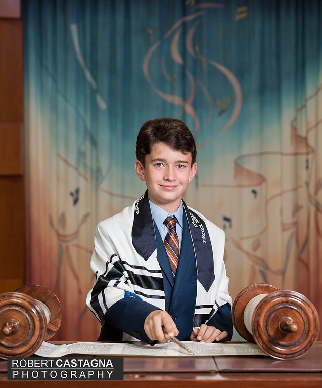 Daniel's Bar Mitzvah Celebration
