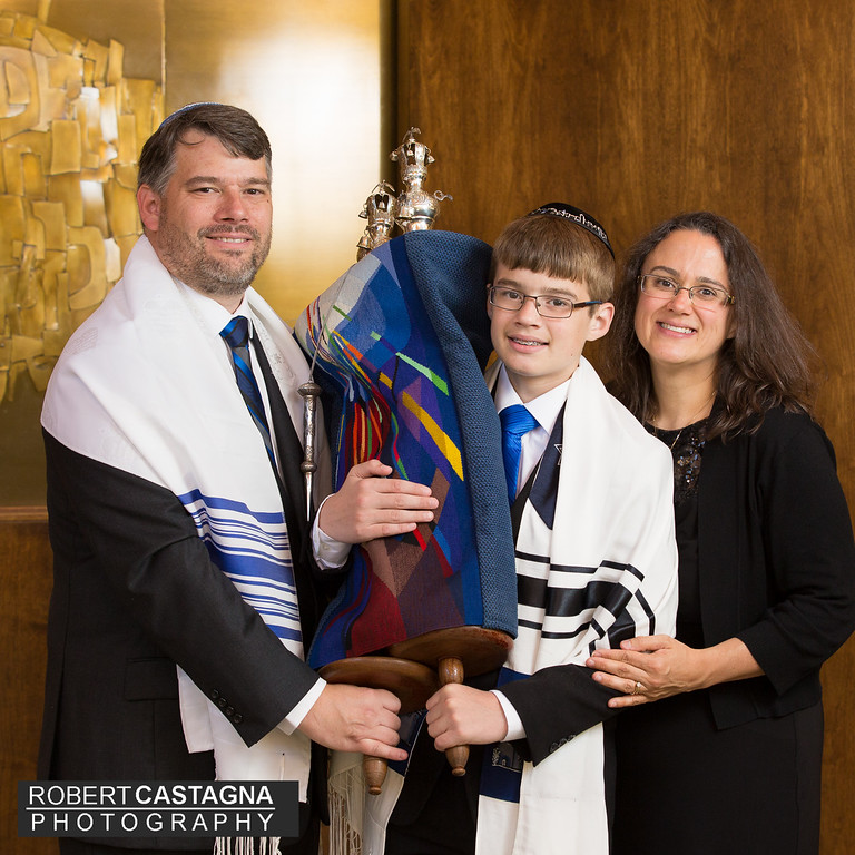 Alex's Bar Mitzvah