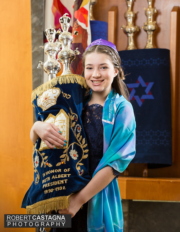 Julia's Bat Mitzvah Celebration