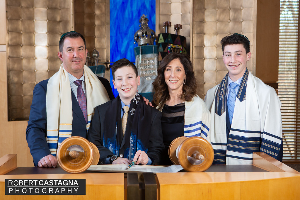 Lucas' Bar Mitzvah