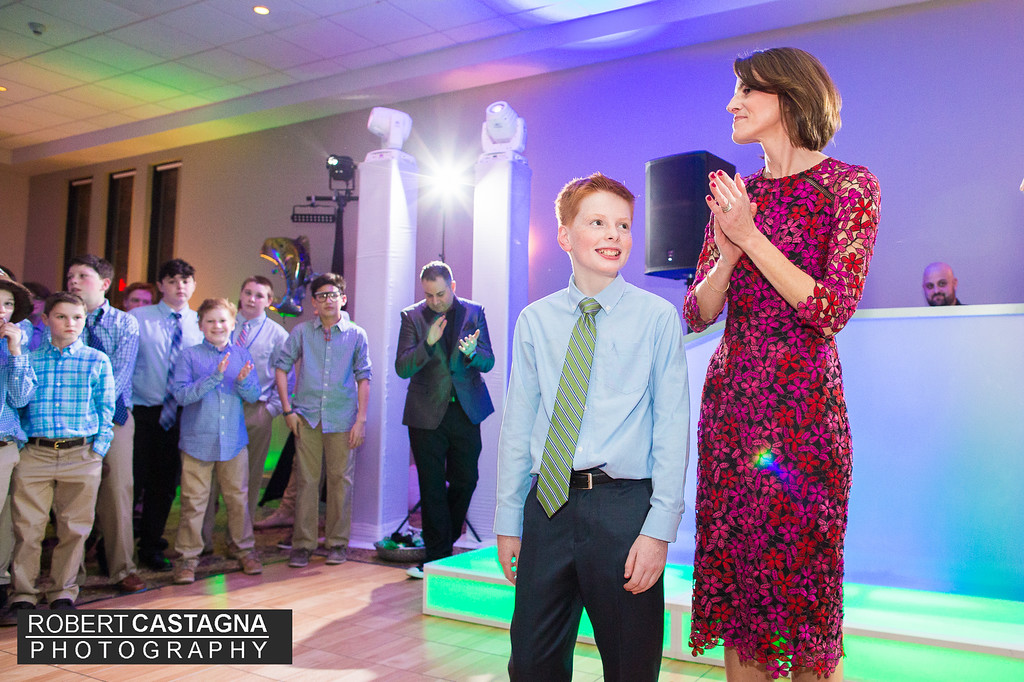 Bar Mitzvah at Temple Emanuel in Andover MA