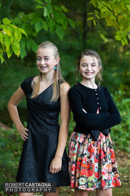 Samantha and Annabelle