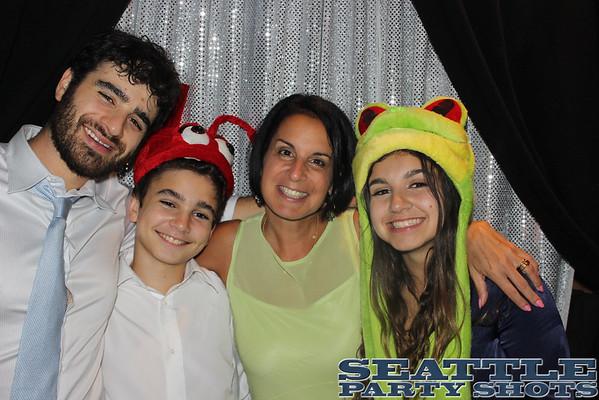 10-29-16 Max's Bar Mitzvah
