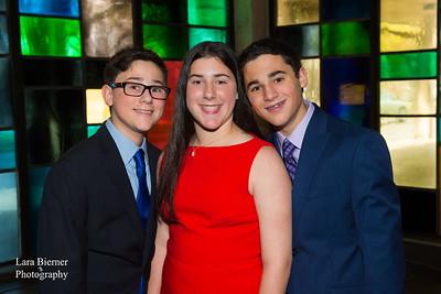 Kassanoff Triplets B'Nai Mitzvah