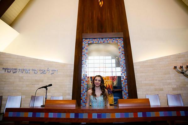 Ashley Gilbert Bat Mitzvah
