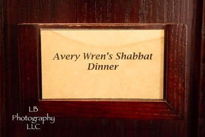 Avery's Friday Night Dinner