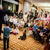 Bar Mitzvah of Schneur Zalman Jacobson in Tarrytown, NY, Jnuary 16 17, 2015.  Photo by Ben Droz.