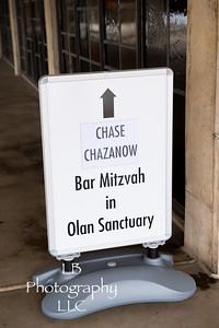 Chase Chazanow Bar Mitzvah