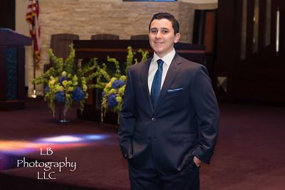 Chase and Josh Halpern B'nai Mitzvah