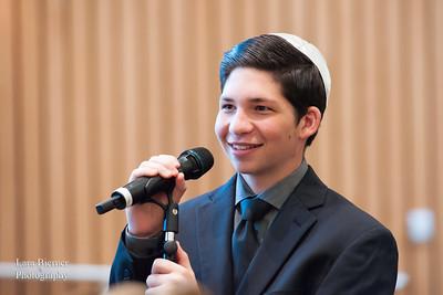 Cole Prengler's Bar Mitzvah