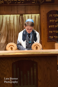 David Shapiro's Bar Mitzvah