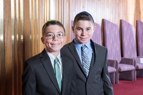 Ethan & Jeremy's B'Nai Mitzvah