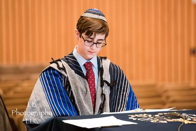 Gabriel Rudelman Bar Mitzvah