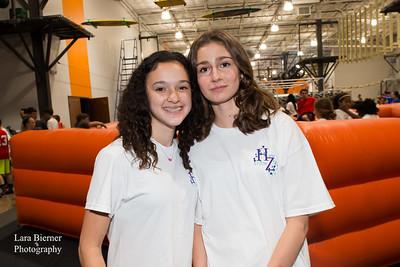 Hailey and Zoe Baer B'nai Mitzvah