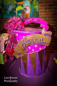 Hanna's Bat Mitzvah Party!