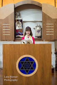 Hannah Derr Bat Mitzvah