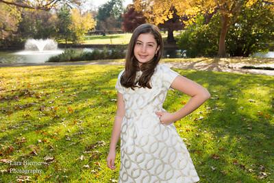 Isabel Stobel Bat Mitzvah Family Pictures