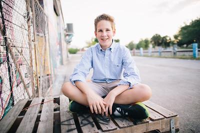 Jacob Albright Portraits