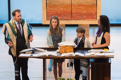 Jake and Gracie Phillips B'nai Mitzvah