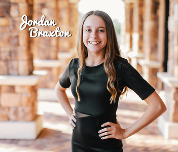 Jordan Braxton Mitzvah Album Preview