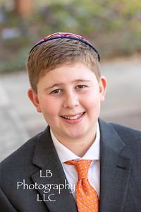 Jordan  Pierce Bar Mitzvah