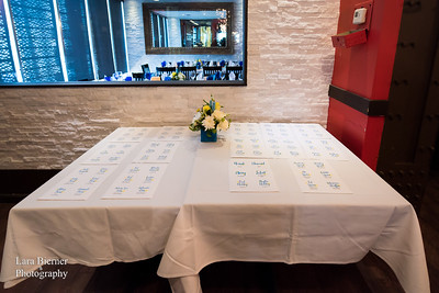 uliet Klatsky's Bat Mitzvah Shabbat Dinner