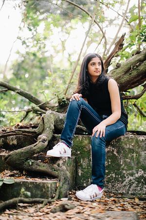 Juliette Shenassa Portraits