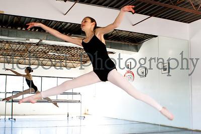 Leap of Faith (Ballet Portraits I)